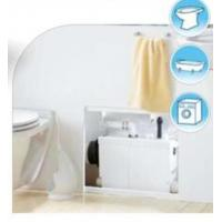 Buy cheap Strong Power Grey Water Pump Install Behind The Toilet 13 Cm Deep from wholesalers