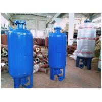 China Galvanized Steel Diaphragm Water Pressure Tank For Fire Fighting / Pharmaceutical Use wholesale