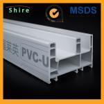 China Black&white Printiable Protection Tape For UPVC Profile Protection Tape For UPVC Frame wholesale