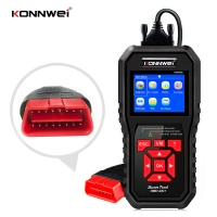 China Portable Konnwei KW850 Obd2 Professional Diagnostic Tools Read Live Datastream on sale