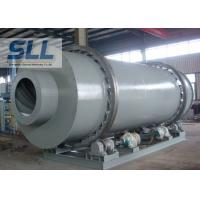 China Environmentally Friendly Sand Rotary Dryer / Drum Drying Machine Easy Operation wholesale