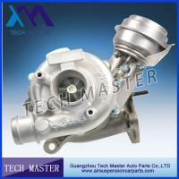 China Audi GT1749V 454231 - 5007S Engine Turbocharger wholesale