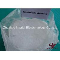 China Androgenic Anabolic Muscle Building Prohormones Trestolone Acetate Powder For Bodybuilding wholesale