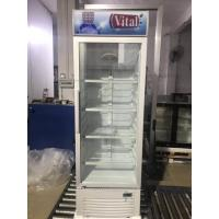 China LC-350 Vertical Beverage Showcase , Auto Defrost Refrigerated Display Cooler on sale