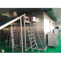 Quality Auto Freezing Pastry Puff Production Line / Laminating Line With Temp. of - 40 ℃ for sale