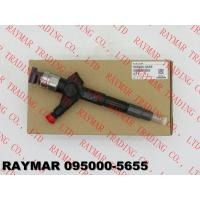Quality DENSO Genuine common rail injector 095000-5650,095000-5655 for NISSAN Pathfinder YD25 16600-EB300, 16600-EB30E for sale