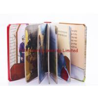 China Hardcover Interesting Children'S Puzzle Books For Kids English Learning wholesale