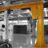 China Articulating Aluminum 360 Degree Jib Crane Pendent Control Arm Slewing 3m - 10m wholesale