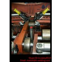 Quality T / I / H Beam Welding Line With Automatic Flux Recycling System Assembly and for sale