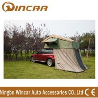Quality Overlander Roof Top Tent 4x4 With Car Awning For Out Door Camping Multi Color for sale