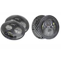 Quality 7 Inch Jeep JK LED Headlights Conversion Kit For TJ FJ Hummer Trucks Motorcy for sale