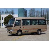 Quality 95 Kw Output Coaster Minibus City Sightseeing Bus Mini Passenger Vehicle 340Nm / rpm Torque for sale