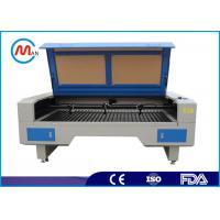 China Micro Stepping CO2 Laser Cutting Machine , Adjustable Speed Table Top Laser Cutting Equipment on sale
