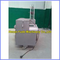 China small garlic root and stem cutting machine, garlic root cutter wholesale
