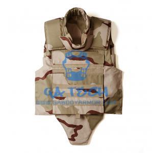 Buy cheap NIJ level iiia body armor level 3a bullet proof vest kevlar bullet proof vest from wholesalers