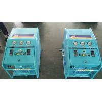 China Metal Cutting Oil Free Gas Compressor / Piston Type Oxygen Gas Compressors Agent Wanted wholesale