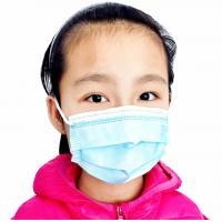 Buy cheap Custom SMS Children Mask 3ply Disposable Surgical Student Face Masks Supplier from wholesalers