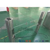 China Intelligent Swing Automatic Barrier Gate With Aluminum Alloy Mechanism with people counting systems wholesale