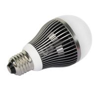 China 9W  LED Light Bulbs E27 , Samsung LED Chips With Higher Lumens 990LM on sale