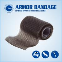 China Various Size Connection Strengthen Armored Bandage/ Leaking Pipe Repair Bandage wholesale