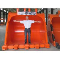Buy cheap High Loading Capacity Excavator Grapple Bucket 10 CBM With ISO Certified from wholesalers