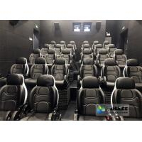 China Ultra Durable 5D Movie Theater With Electric High - end System Motion Chair wholesale