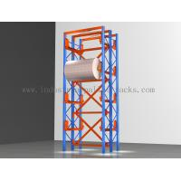China Steel Industrial Pallet Racks Large Capacity WIth Spray Paint wholesale