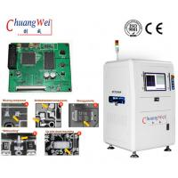 Buy cheap BGA Inspection AOI Automated Optical Inspection Equipment Color Image Contrast Technology from wholesalers
