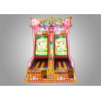 China Bowling Bar Game Machine For Carnival Midway , Arcade Games Machines wholesale