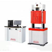 China Laboratory Servo Hydraulic Universal Fatigue Testing Machine Price wholesale