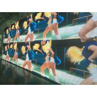 Buy cheap High Resolution Full Color P4.81 outdoor Rental Led small Video Wall from wholesalers