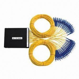 China Fiber/PLC/Fibra/PLC Splitter, Measuring 141.0 x 115.0 x 15.0mm wholesale