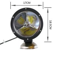 China DC10 - 30V 45W Round Head LED Vehicle Work Light ,  Off Road LED Driving Lamps on sale