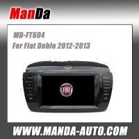 China Manda car stereo for Fiat Doblo 2012-2013 in-dash head unit touch screen dvd gps auto radio wholesale