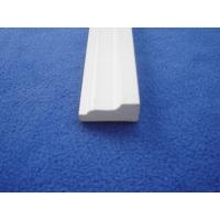 China Decorative PVC Foaming Molding Fadeproof PVC Extrusion Profiles wholesale