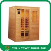 China Double Sided Control Board Infrared Sauna Equipment(ISR-07) wholesale