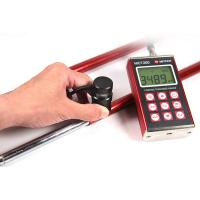 China Portable cars painting Digital Coating Thickness Gauge 4 LCD With EL Backlight wholesale