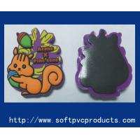 China Cute Cartoon Custom Fridge Magnets Wholesale , Personalized Refrigerator Magnetic Stickers wholesale
