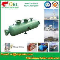 China 500 Ton coal steam boiler mud drum manufacturer wholesale