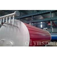Industrial Coal Fired Thermal Heating Oil Boiler Replacement , Steel Tube