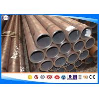 China Alloy chrome steel pipe manufacture with black scale SCM440 for machine purpose wholesale