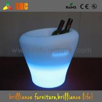 China RGB Lighting Bars Light Ice Bucket Plastic With Wireless Remote Control wholesale