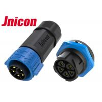 China Jnicon IP67 Waterproof Connector , M25 50 Amp IP67 Electrical Connectors wholesale