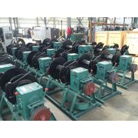 China High Efficiency Drill Rig Parts Coring Winch / Wireline Winch JS -1 1500M wholesale