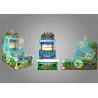 China Sports Game Ball Shooting Arcade Machine Token Game For Family Entertainment Center wholesale