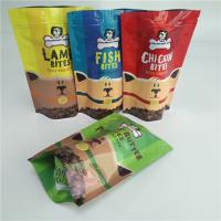 China Customized Printed Tea Bags Packaging Standup Pouch Biodegradable Zipper Top Sealing on sale