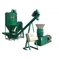 China Small Wood Sawdust Machine / Wood Pellet Production Line Southeast Asia Market Popular Selling wholesale