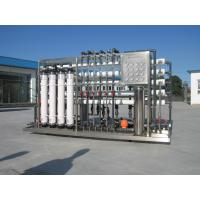 China Stainless Steel Reverse Osmosis Drinking Water System 6.7KW 4000 * 800 * 1900 MM wholesale