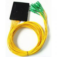 Buy cheap Multi Mode Fibre Optic Cable Splitter LSZH Material Jacket For FTTX Systems from wholesalers