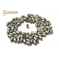 China Mill Hard Metal Cemented Tungsten Carbide Tips Round Litchi Surface Needles Pins wholesale